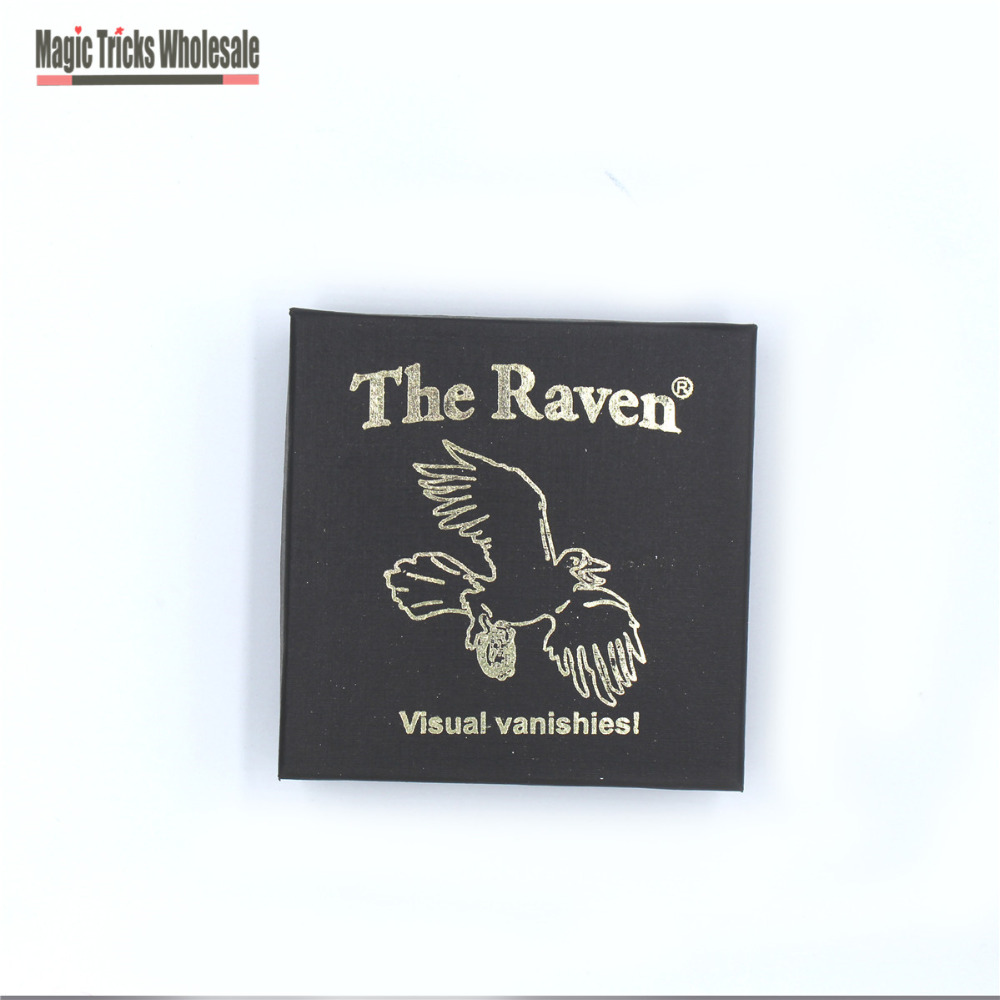 the raven magic trick instructions