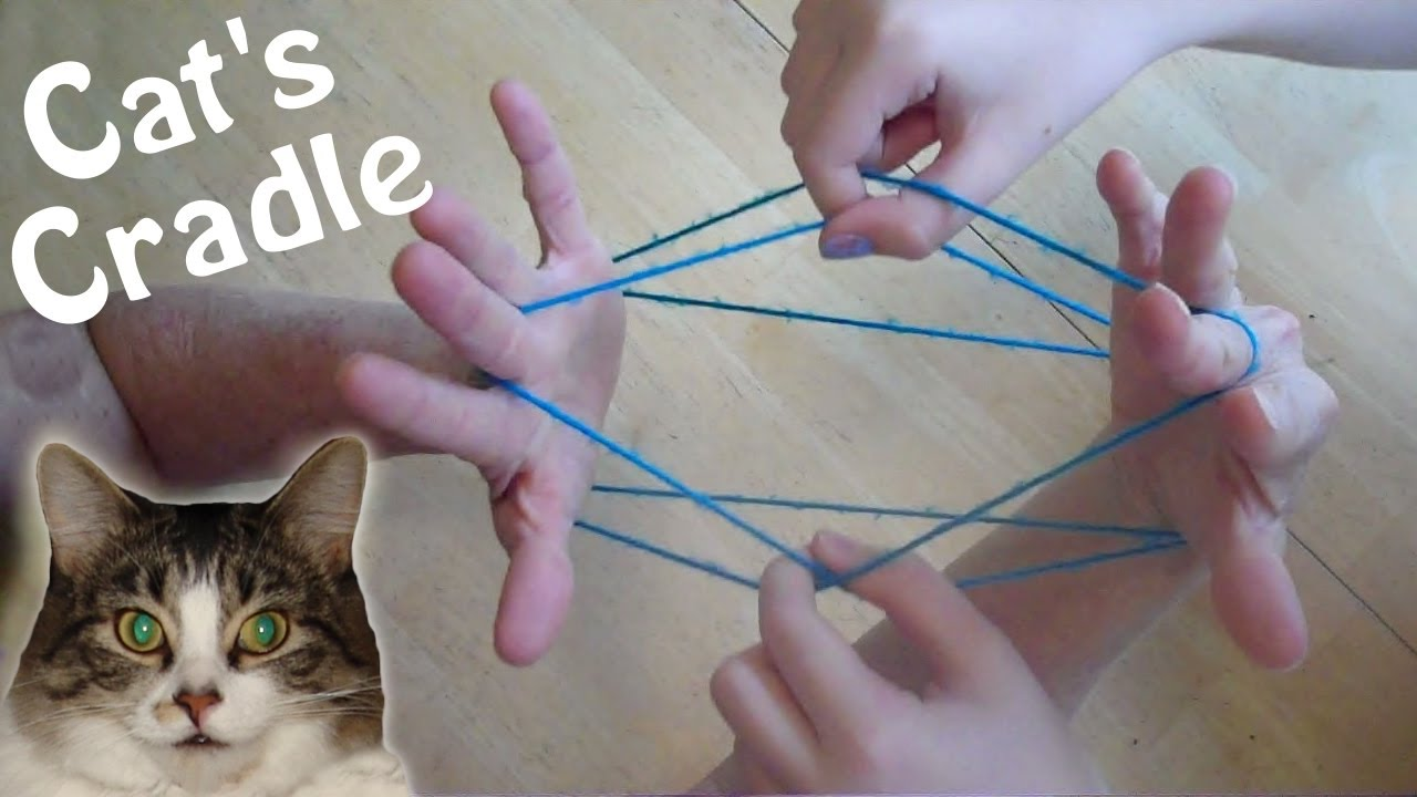 cats in the cradle string game instructions
