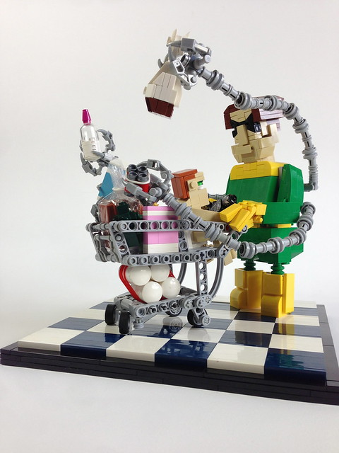 lego doc ock instructions