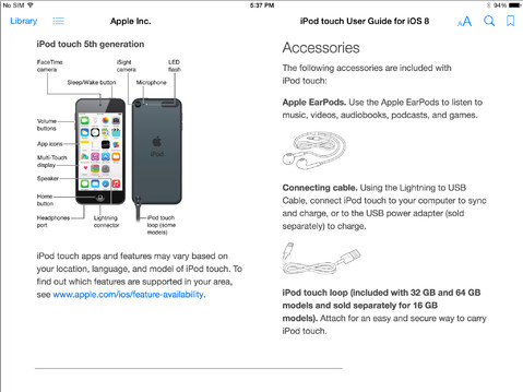 apple iphone 4s instruction manual
