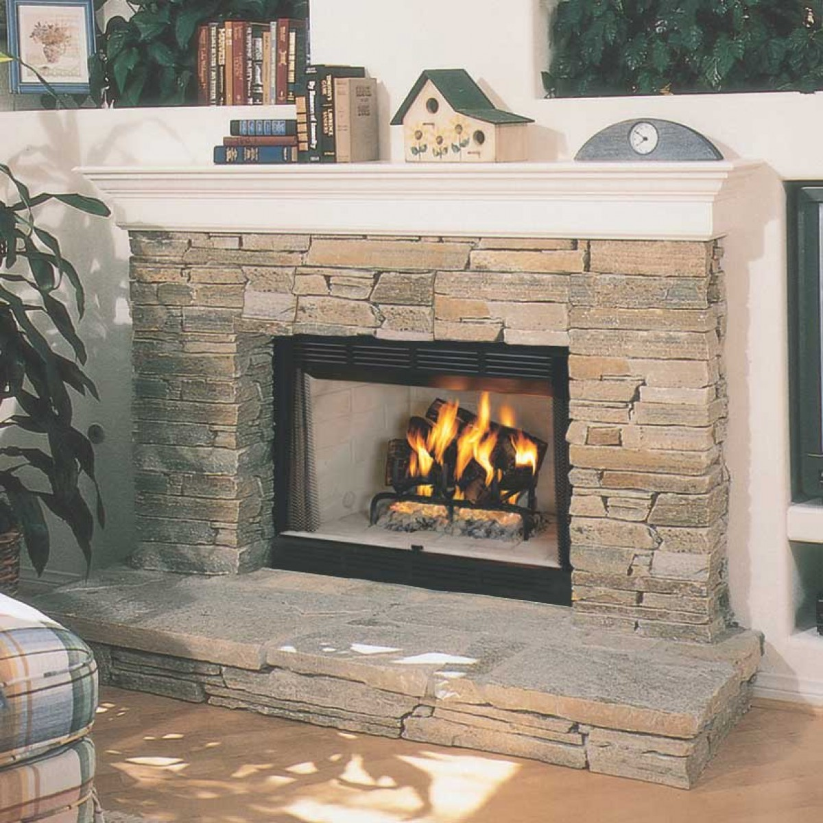 surrey electric media fireplace instructions