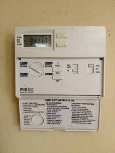 white rodgers thermostat installation instructions