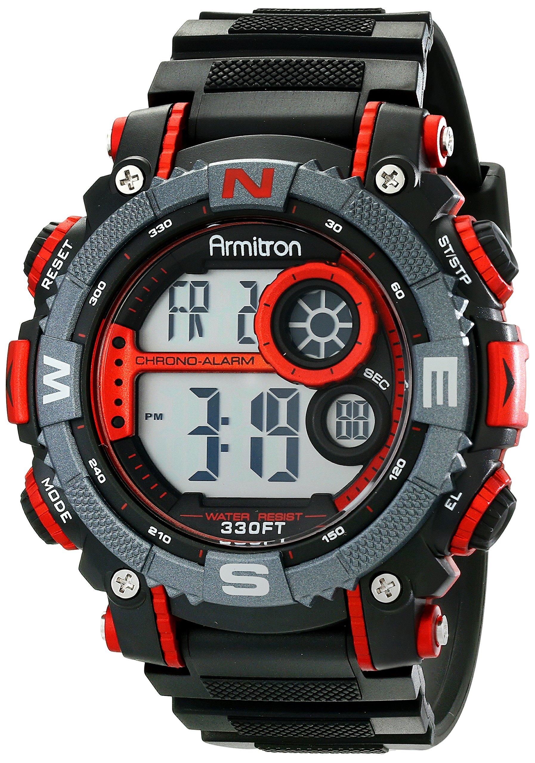 armitron sport watch instructions