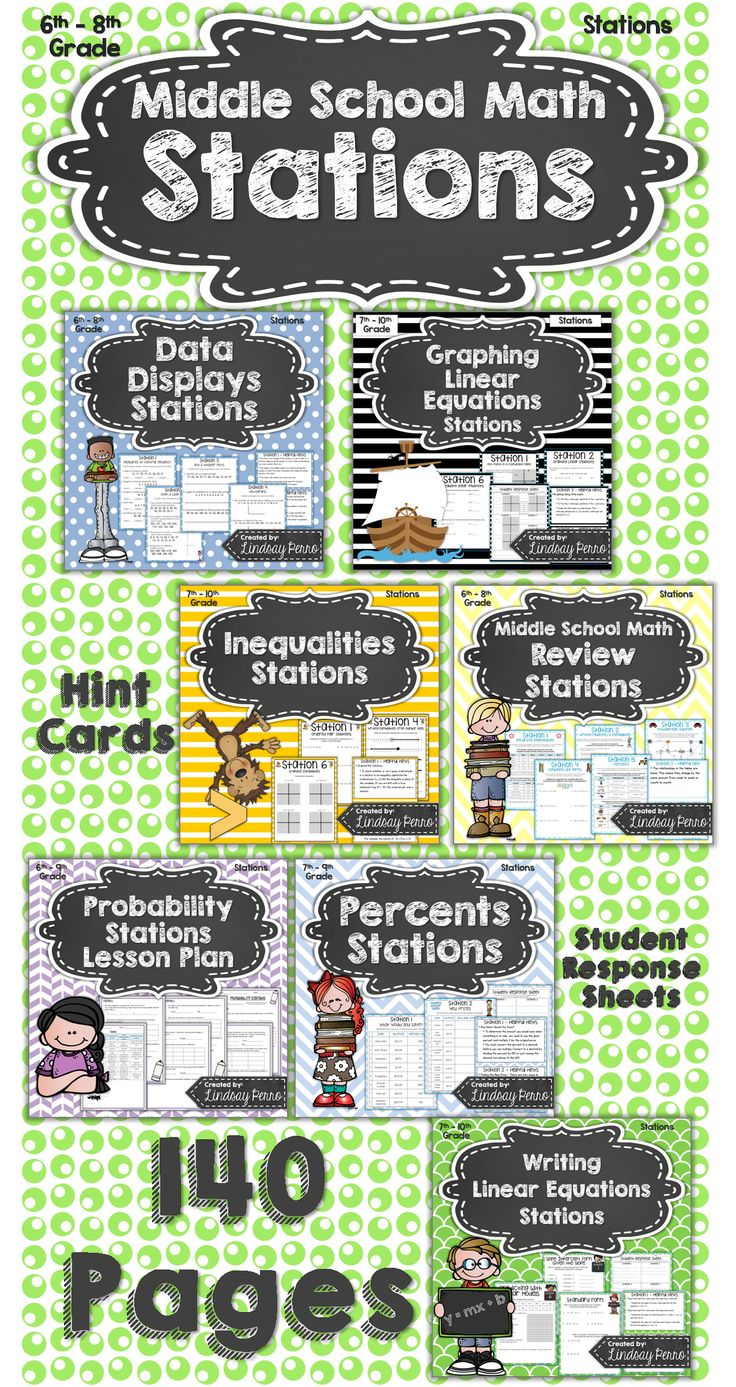 differentiated instruction in math middle school