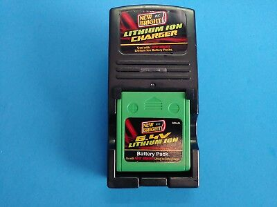 new bright battery charger instructions
