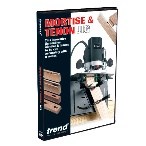trend mortise and tenon jig instructions