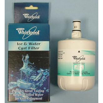 whirlpool water filter instructions