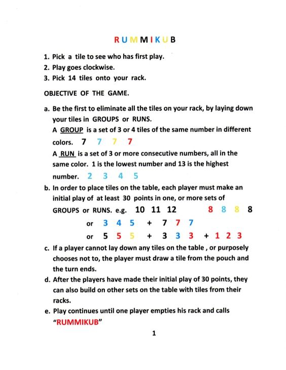 instructions on how to play scrabble