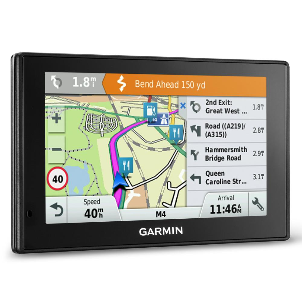 garmin gps instructions for use