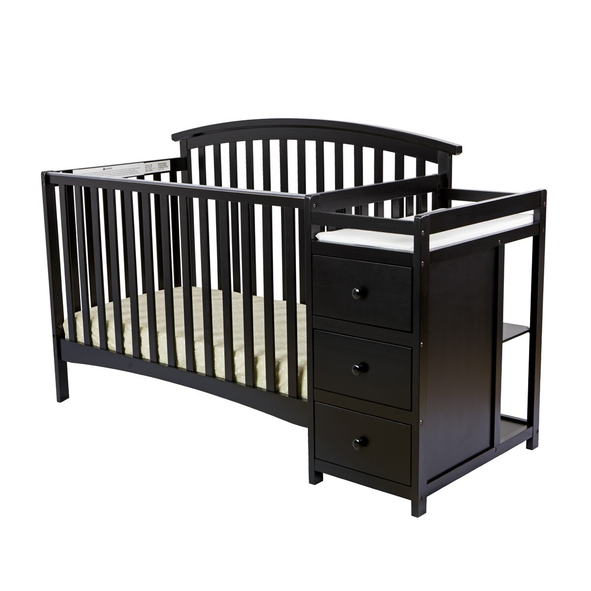 dream on me 5 in 1 convertible crib instructions
