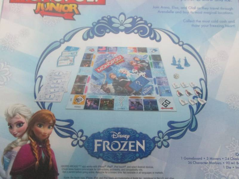 frozen monopoly junior instructions