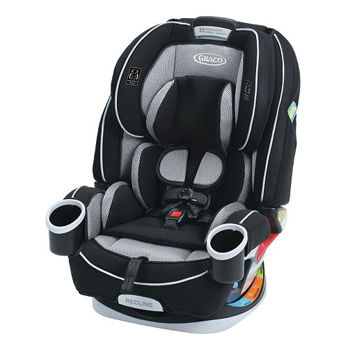 graco booster seat instructions