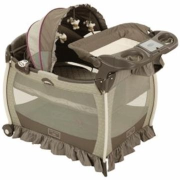 graco pack n play playpen instructions