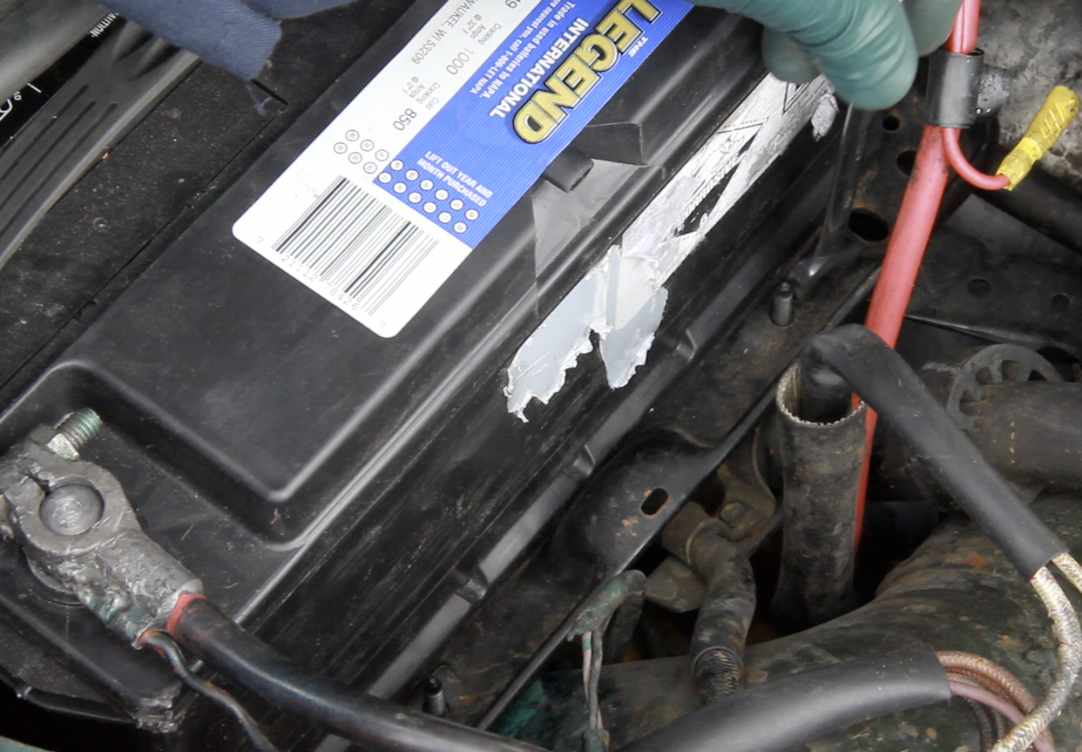 mercedes benz battery replacement instructions