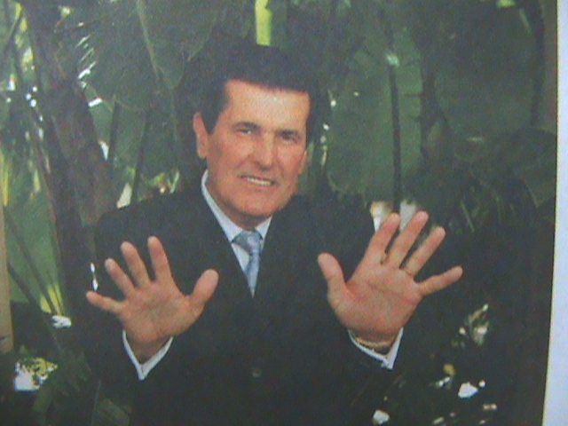peter popoff miracle spring water instructions