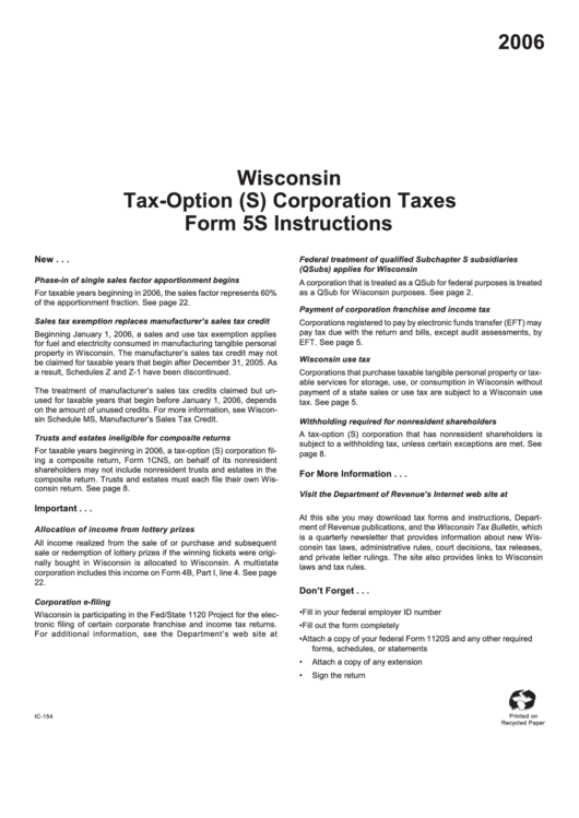 wisconsin form 1 instructions