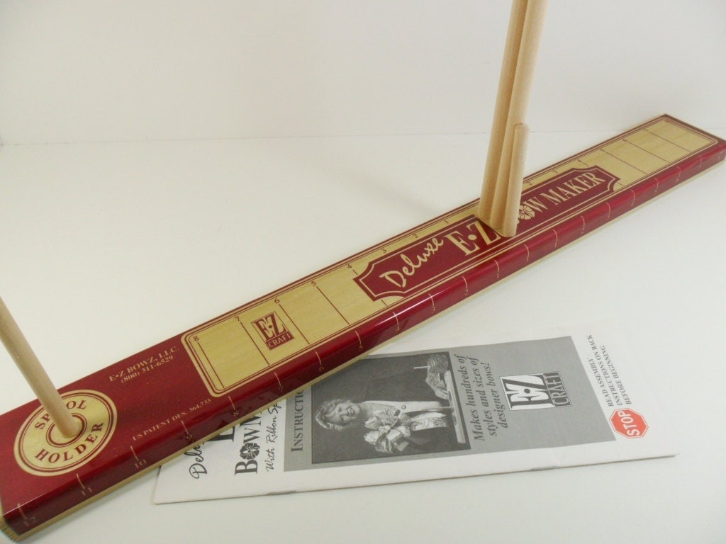 wooden bow maker instructions